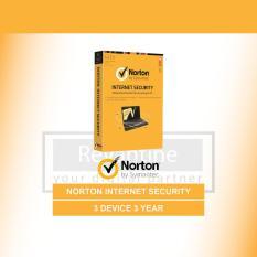 Antivirus Norton Internet Security 3 PC 3 Tahun