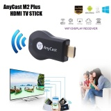 Toko Anycast M2 Plus Dlna Airplay Wifi Display Miracast Tv Dongle Stick Hdmi Receiver For Smart Phone Tablet Pc Termurah Tiongkok