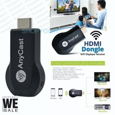 Anycast M2 Plus Dongle Hdmi Wifi Display Receiver Tv Promo Beli 1 Gratis 1