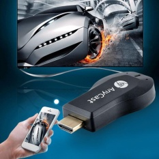 Rp 249.000 AnyCast M2 Plus Display WiFi Nirkabel Receiver 1080 P HD Antarmuka TV Stick DLNA Airplay Miracast For SMART Ponsel ...