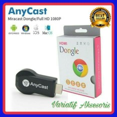 Anycast Wifi Display Receiver Dongle Hdmi Streaming Media Player By Stofer Shop.
