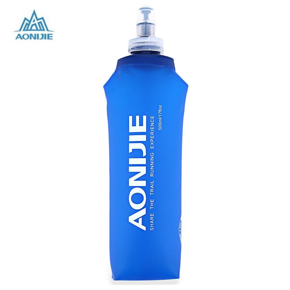 Aonijie 500 250 Ml Air Ketel Botol Untuk Perjalanan Compilation Run Olahraga Camping Hiking Intl Original