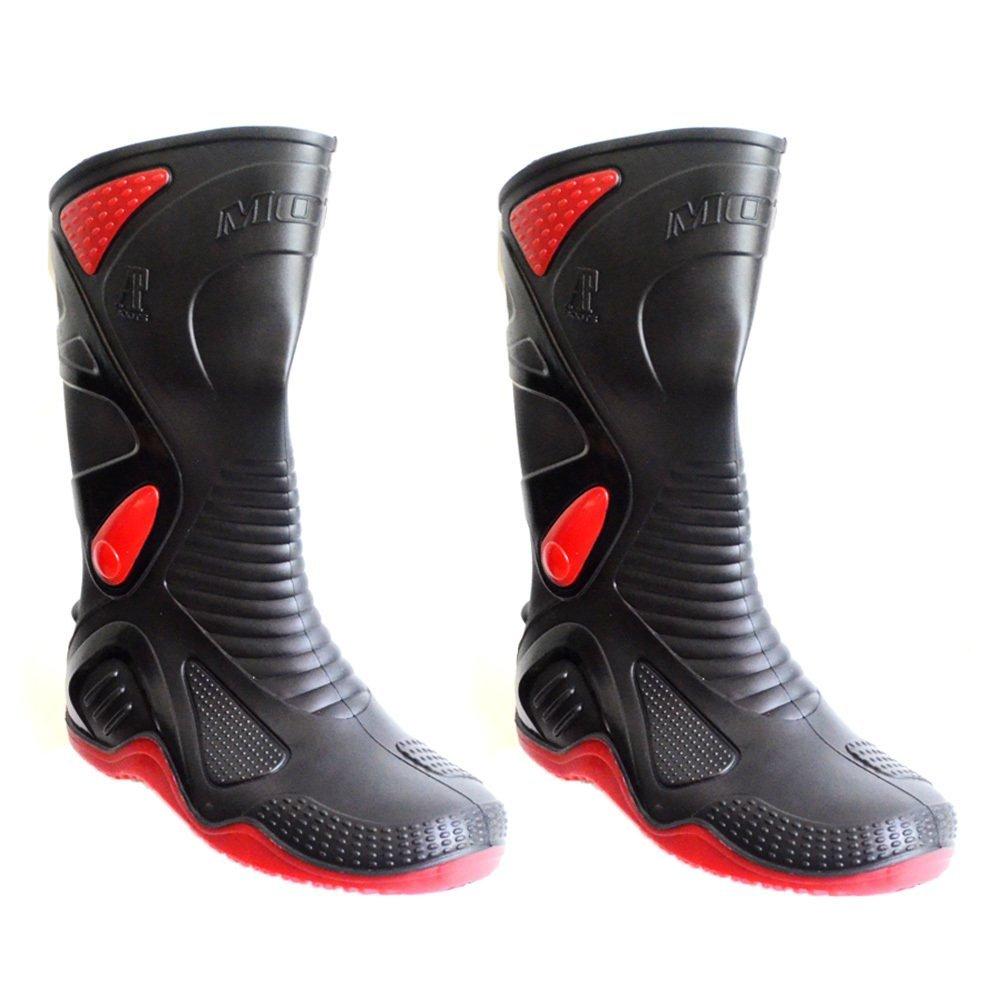 Ap Boots Sepatu Boot Motor Ukuran 40 Hitam Aksesoris Variasi 11 Cross