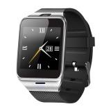 Jual Aplus Gv18 Bluetooth Ponsel Jam Tangan Pasangan 3 94 Cm Gsm Sim Nfc Hitam Branded Murah