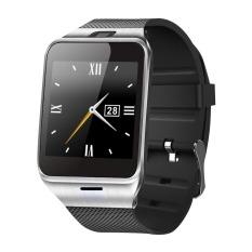 Jual Aplus Gv18 Bluetooth Ponsel Jam Tangan Pasangan 3 94 Cm Gsm Sim Nfc Hitam Branded Original