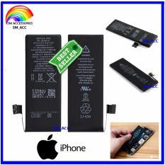 Apple Baterai Battery Iphone 5S Original Kapasitas 1440Mah Dki Jakarta Diskon 50