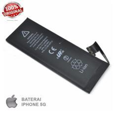 Spek Apple Battery For Baterai Iphone 5 5G Original 100 Black Dki Jakarta