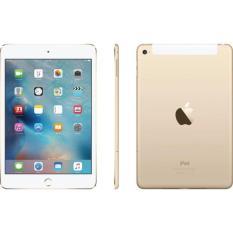 Apple iPad Mini 4 Cellular & Wifi - 128GB - Gold