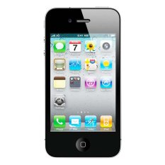 Harga Apple Iphone 4 Smartfen Cdma 16 Gb Hitam Seken