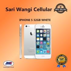 Apple iPhone 5 - 32GB - Putih - Grade A