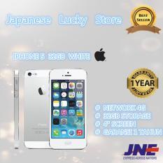 Jual Apple Iphone 5 32Gb White 4G Lte Grade A Grosir
