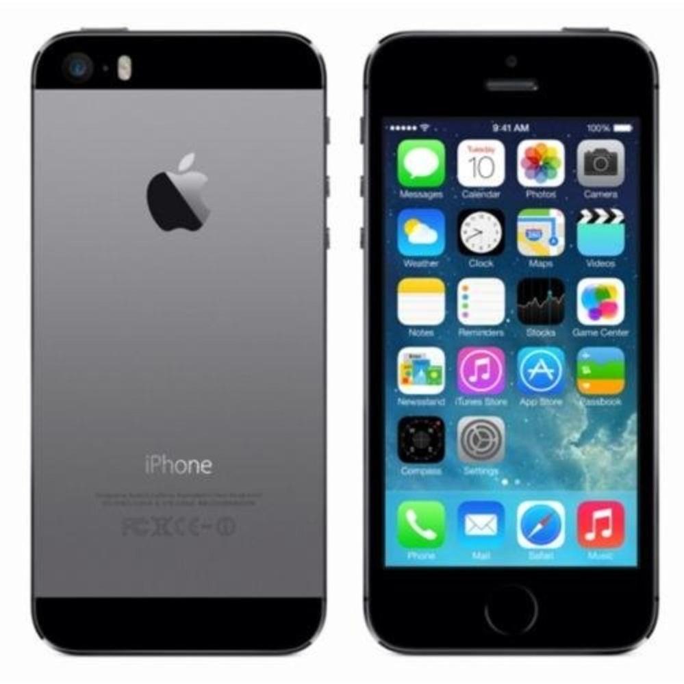 Apple Iphone 5s 32GB Grey Garansi Internasional
