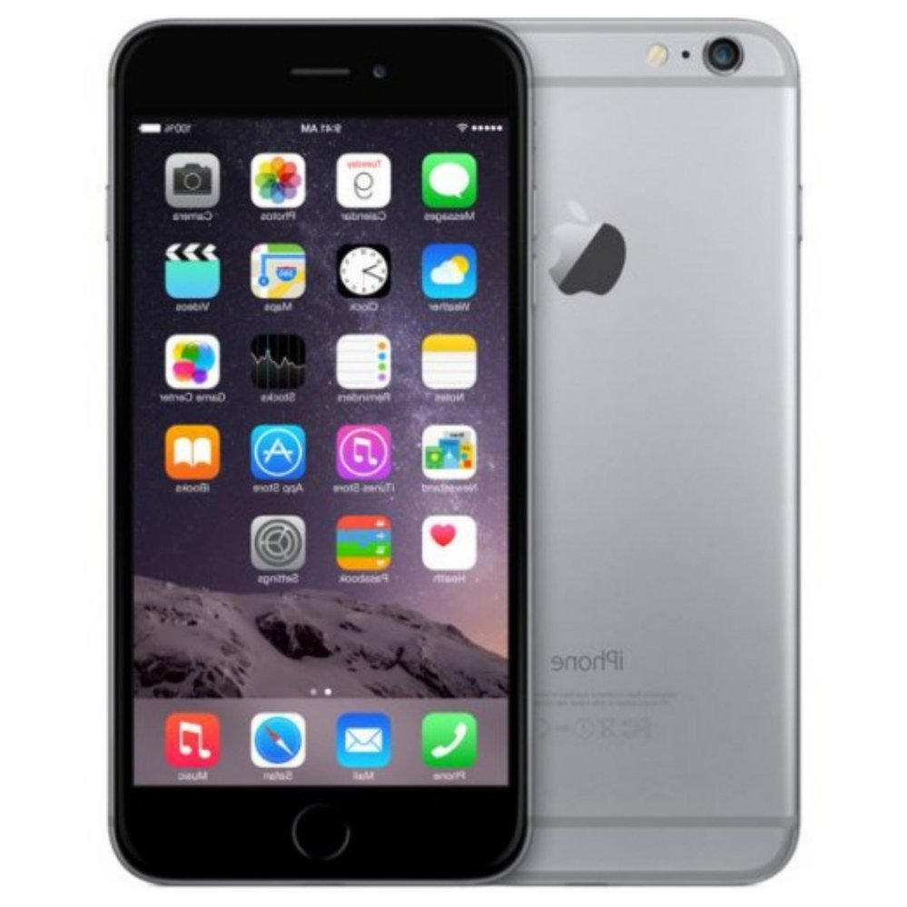 apple iphone 6 16gb space grey - Garansi 1 tahun - Free Tempered Glass 3189ecc89b