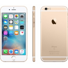 Apple Iphone 6 32 GB Smartphone - Gold [Garansi resmi TAM]