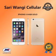 Harga Apple Iphone 6 64 Gb Gold Grade A Apple Ori
