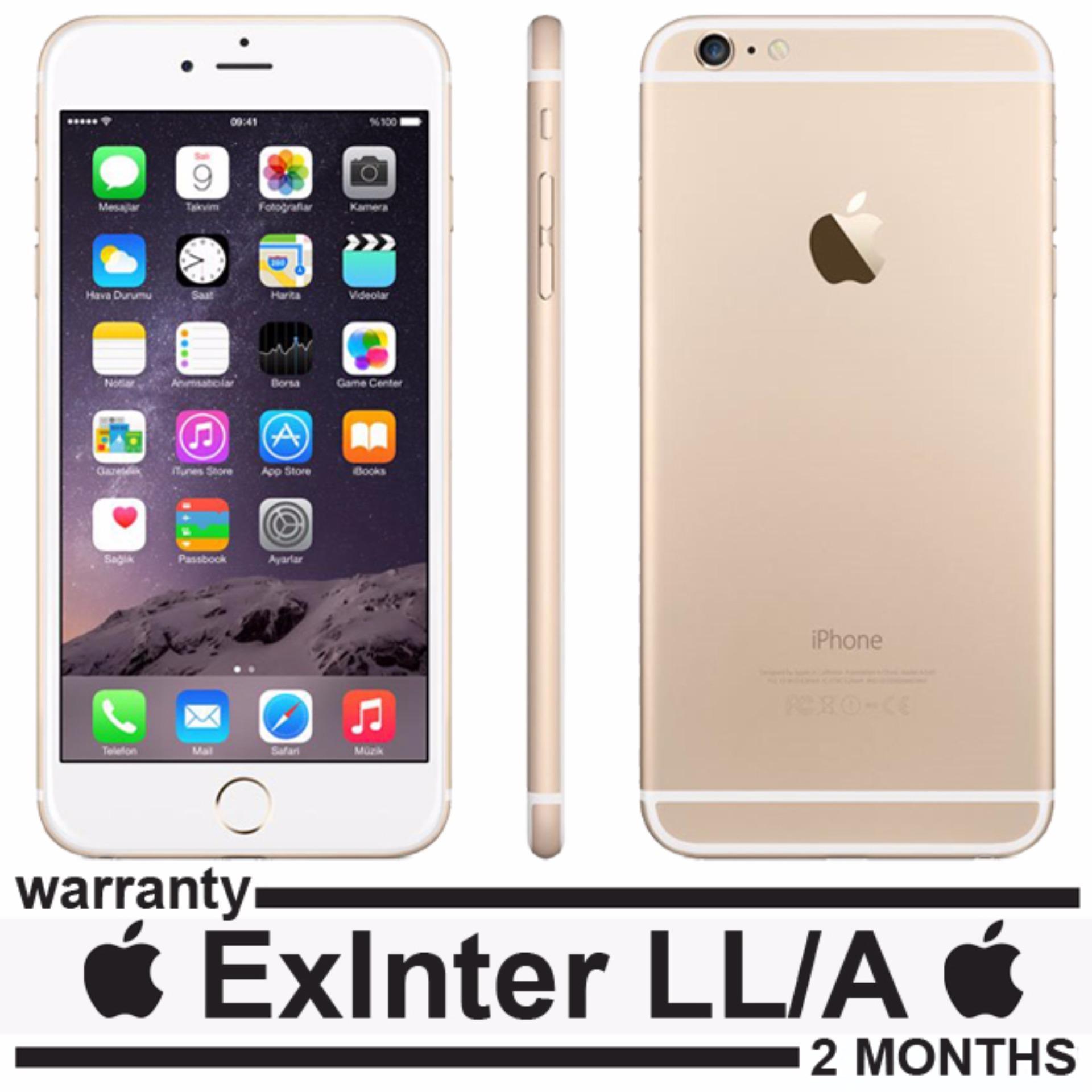 Apple iPhone 6 LL A Silent Camera