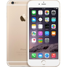 APPLE IPHONE 6 PLUS 128GB - GOLD -GARANSI INTERNASIONAL