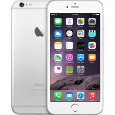 APPLE IPHONE 6 PLUS 128GB - SILVER -GARANSI INTERNASIONAL