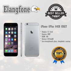 Apple Iphone 6 Plus 64Gb Gray Garansi 1 Tahun Original Apple Diskon 40