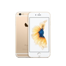 APPLE IPHONE 6S 64GB GOLD GARANSI INTERNASIONAL