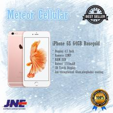 Apple iPhone 6s - 64GB - RoseGold - Garansi 1 Tahun Original