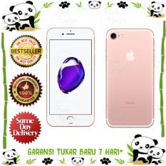 Apple iPhone 7 256GB Rose Gold - Garansi Apple International 1 Tahun
