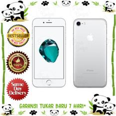 Apple iPhone 7 256GB Silver - Garansi Apple International 1 Tahun