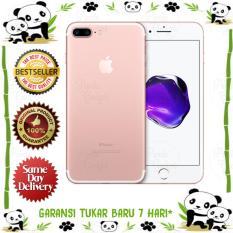 Apple + iphone 7 plus + 32gb + Rose Gold - Garansi Resmi Apple