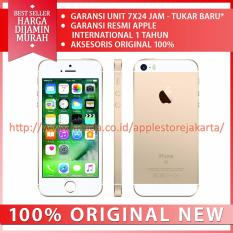 Jual Apple Iphone Se 64Gb Gold Satu Set