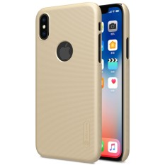 Apple iPhone X Case, Nillkin Super Frosted Shield Matte Ultra Thin Protective Shell PC Hard