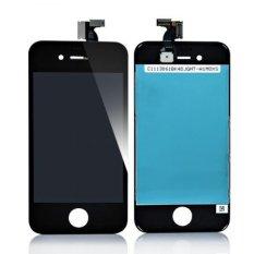 Beli Apple Lcd Touchscreen Iphone 4 Black Original Lengkap