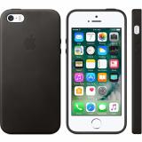 Toko Apple Leather Case Iphone 5 5S Black Apple Di Indonesia