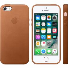 Apple Leather Case iPhone 5 / 5s - Brown
