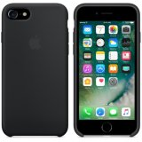Toko Apple Leather Case Iphone 7 Black Lengkap