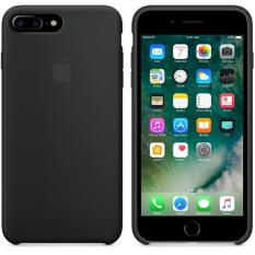 Apple Leather Case iPhone 7 Plus / 8 Plus - Black