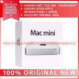 Cuci Gudang Apple Mac Mini Mgeq2 Ram 8Gb Intel Core Core I5 2 8Ghz Silver