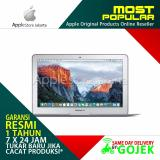Harga Termurah Apple Macbook Air Mqd32 New 20171 8Ghz Intel Core I5 8 Gb Ram 13 Inch 128Gb Silver