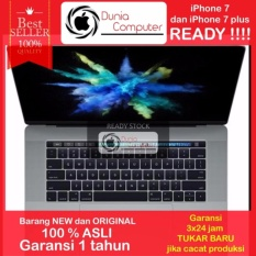 APPLE MacBook Pro MPXV2 New 2017 - Touch Bar 13 Inch - 3.1Ghz Dualcore i5 - RAM 8GB - 256GB Space Gray