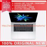 Jual Apple Macbook Pro With Touch Bar Mlw72 15 4 I7 Ram 16Gb 256Gb Radeon Pro 450 Silver Di Bawah Harga