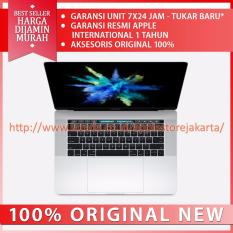 Promo Apple Macbook Pro With Touch Bar Mlw72 15 4 I7 Ram 16Gb 256Gb Radeon Pro 450 Silver Apple