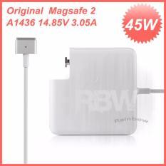 Jual Apple Magsafe 2 45 Watt Power Adapter Apple Macbook Charger Magsafe 2 45W Putih Original