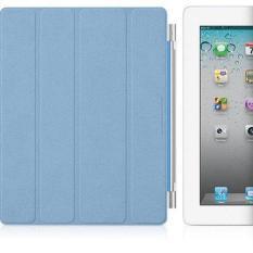 Apple MD310LL/A Smart Cover Casing for iPad 2/3/4 - Biru