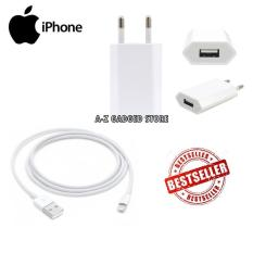 Apple Original Charger Iphone 5/5s/6/6s - Putih