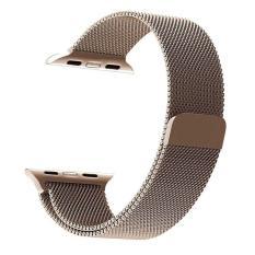 Beli Apple Watch 38Mm Milanese Loop Magnetic Replacement Strap Cicilan