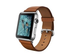 Harga Apple Watch 42Mm Space Black Stainless Steel Case With Saddle Brown Classic Buckle Coklat Yang Bagus