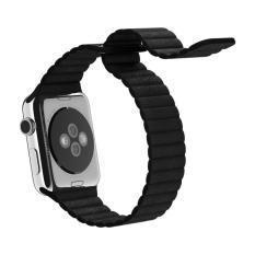 Apple Watch Band 38Mm Magnetic Closure Series Tali Jam Tangan Original Hitam Original