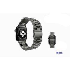Beli Apple Gelang Jam Semua Model Stainless Steel Strap Wrist Band Pengganti Internasional Online Tiongkok
