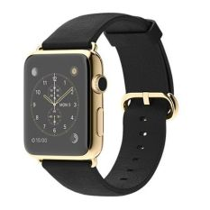 Toko Apple Watch Edition 42Mm 18 Carat Yellow Gold Case With Black Classic Buckle Hitam Di Indonesia