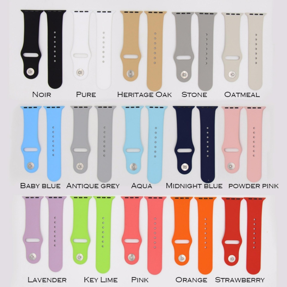 Diskon Apple Watch Iwatch Replacement Strap Band 38Mm S M Indonesia