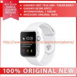 Toko Apple Watch Series 2 42Mm Silver Aluminum Case With White Sport Band Online Terpercaya